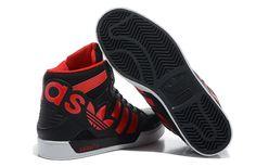 Adidas Originals City Of Love 3 Generations Men S High Top Shoes Black