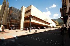 Luis Angel Arango Library « Comisión Fílmica Colombiana