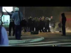 Protesto Passe Livre Brasil: Veja o que você não verá na televisão! - YouTube