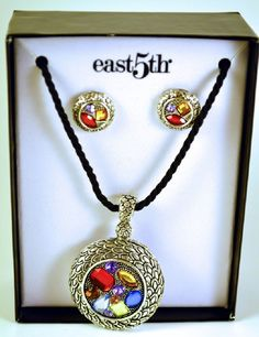 east5th necklace set fashion #east5th