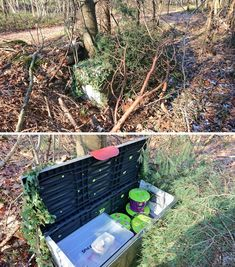 It's not often you find a #geocache this big! (crow19 pics) #IBGCp