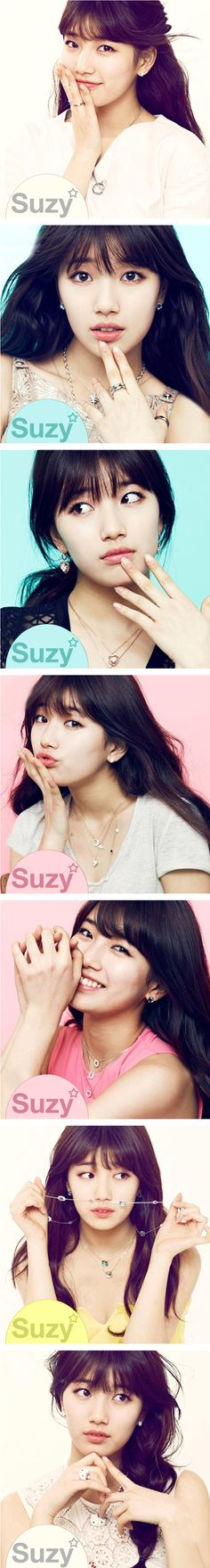 I don't even care, Suzy is my official female celebrity crush #perfection <3