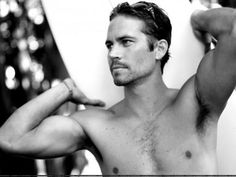 Paul Walker...R.I.P. Was such a hottie (and humanitarian)