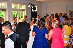 Carlyle House, The Dance Floor is open!