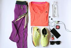 Fashion and style: Fit kit, adidas, flatlay, flatlays