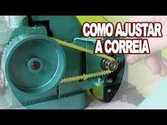 Primeiro Passos para sua máquina de costura Overloque Semi Industrial GN1-6D - YouTube