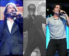Gigantes Tour at Amway Center in Orlando with Chayanne, Marc Anthony and Marco Antonio Solis - review