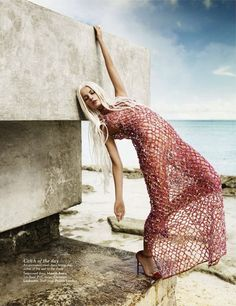 water sign: jessiann gravel-beland by luis monteiro, sumer verma and umeed mistry for vogue india may 2012 | visual optimism; fashion editorials, shows, campaigns & more!