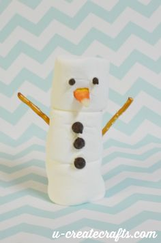 Do You Want to Build a Snowman Kit Tutorial and Printable