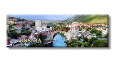 Fridge Magnet Monstar Bridge Bosnia
