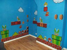 My Nintendo Games Room/Art Studio