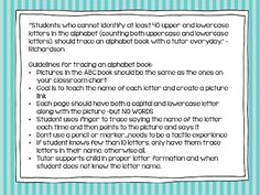 Chapter Three of the Next Step: Non-readers and Emergent Guided Reading Tips, Skills and a Couple of Freebies