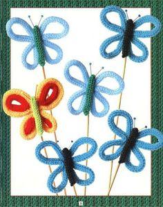 vlinders punniken