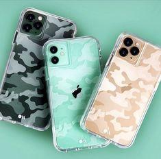 Tough Clearly Camo Case iPhone 11 Case-M Camo Phone Cases, Girly Phone Cases, Pretty Iphone Cases, Iphone Phone Cases, Iphone 8, Iphone Case Covers, Best Phone Cases, Free Iphone, Matching Phone Cases