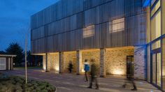 City of London Freemen's School had a vision to improve the quality of their listed campus setting, with the addition of a new boarding house and music school.