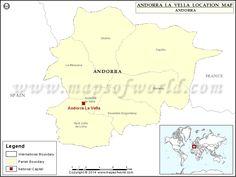 Where is Andorra La Vella