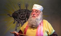 """Pastafarians are after equality in Germany. Rüdiger Weida aka Bruder Spaghettus founded the""""Church of the Flying Spaghetti Monster"""" in Templin, Germany of last year."""