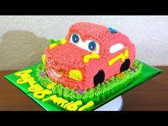 Торт Машинка - YouTube