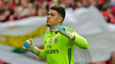 Benfica confirm Ederson's Man City talks but insist no deal done yet
