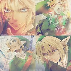 The Legend of Zelda - *le gasp* such amazing artwork!