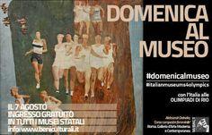 #domenicalmuseo  Domenica tutti i musei sono gratis a #Roma. Approfittate per vedere la ricchezza storica che solo Roma può offrirvi.