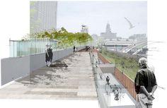 Nathan Phillips Square Revitalization Walkways, image courtesy of Plant Architect