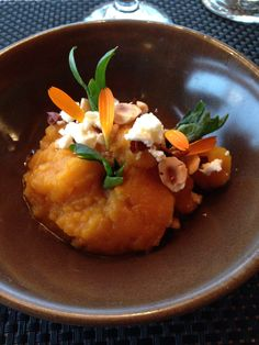Gorgeous food by private chef Pedro Torres at Kaimata Retreat, Otago.