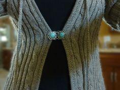 DIY Sweater Clip in 3 easy steps