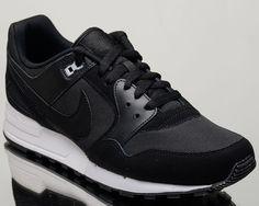 f4bc9e2f409a1 Nike Air Pegasus 89 men lifestyle casual sneakers NEW black