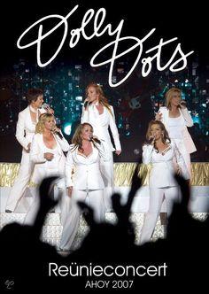 Afbeeldingsresultaat voor dolly dots reunieconcert George Michael, Girl Bands, Dots, Dance, Popular, Movie Posters, Nostalgia, Stitches, Dancing