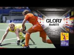 Australia vs Netherlands - Men's Rabobank Hockey World Cup 2014 Hague Fi...
