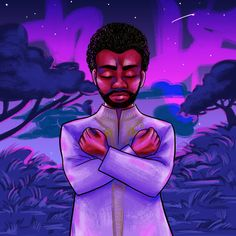 Rest in peace. Rest in power. Wakanda Forever. Speed Paint, Rest In Peace, Illustration Art, Artist, Painting, Fictional Characters, Artists, Painting Art, Paintings