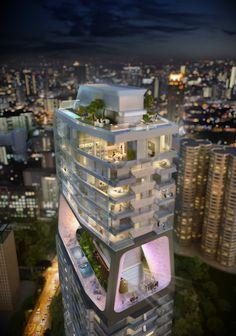 Scotts Tower, Singapore