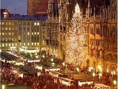 My dream xmas vacation!! Christmas in Munich. <3