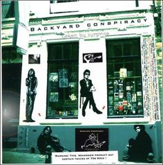 soultrainonline.de - REVIEW: Backyard Conspiracy – Taken By Surprise (Supermusic/Nova MD) !!!