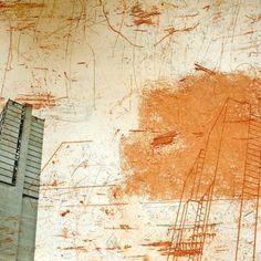 """Terra Nullius 2"", Inkjet, Intaglio by Andrew Schroeder"