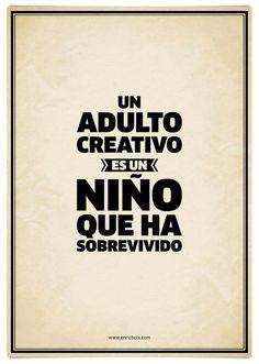Què és un adult creatiu?