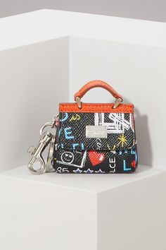 Buy Dolce   Gabbana Micro Sicily keychain charm online on 24 Sèvres. Shop  the latest trends - Express delivery   free returns 6a2689dc16af6