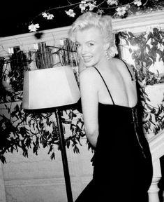 """""""Marilyn in February 1956. """""""