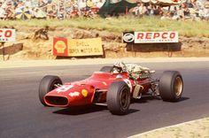 1968 Ferrari 312/68 (Chris Amon)