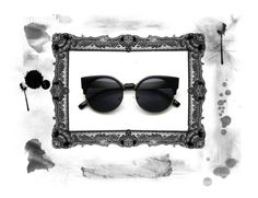 """bl#ck"" by bertha-n ❤ liked on Polyvore"
