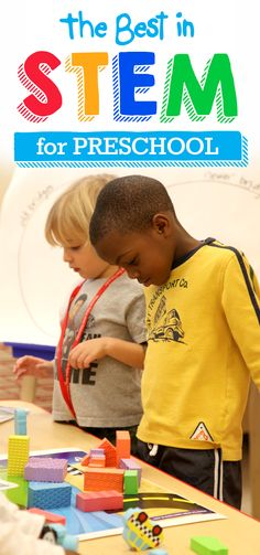Click to see Hatch STEM kits for Pre-K in action! #preschool