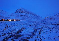 the polar night