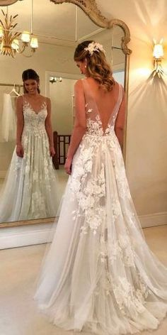 02bc5c3e6c3a 20 Best Dreamy wedding dress images in 2019