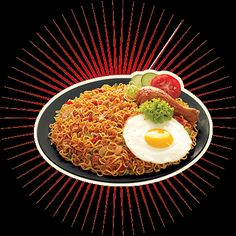 Home Page - Indomie Goreng Kuah