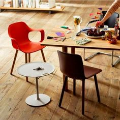 @Vitra Hall chairs  | buy all in Domésticoshop.com