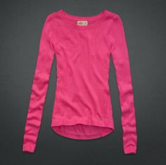 Hollister hermosa sweater in pink $19.98 size xsmall