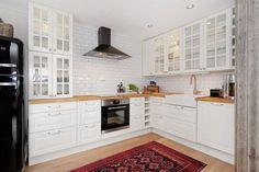 SMEG and Ikea kitchen