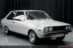 Alternate Style Proposal by Stile Bertone for the Audi 80.