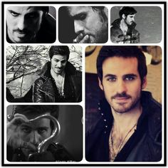 One can never have too many pics of The Captain!! #hooked #ouat